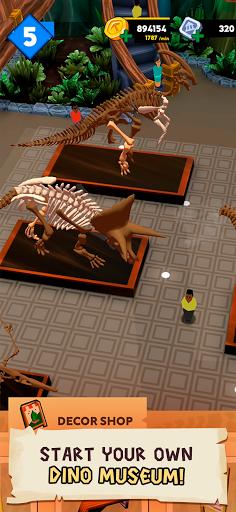 Dino Quest 2: Jurassic bones in 3D Dinosaur World 1.00 screenshots 2