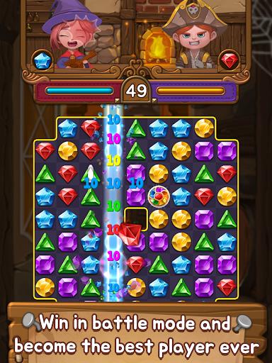 Jewels Time : Endless match 2.10.1 screenshots 15