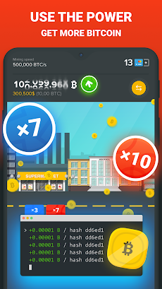 The Crypto Games: Bitcoin Tycoonのおすすめ画像2
