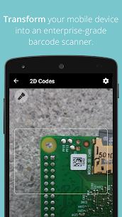 Scandit Barcode Scanner Demo 2