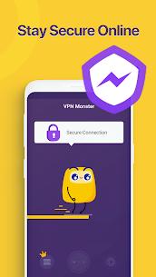 Unlimited Free VPN Monster v1.9.0 MOD APK – Fast Secure VPN Proxy 1