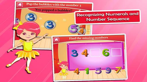 Ballerina Kindergarten Games screenshots apkspray 4