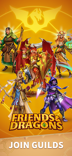 Friends & Dragons screenshots 4
