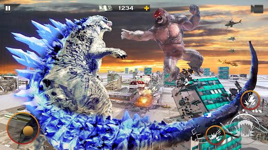 Dinosaur Rampage Attack: King Kong Games 2020 1.0.1 screenshots 9