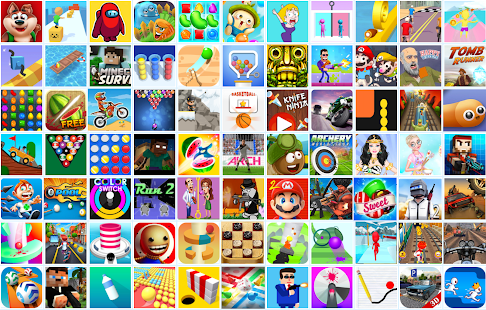 All Games, All in one Game, New Games, Casual Game 1.0.9 Screenshots 5