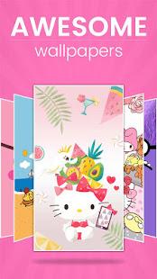 Kawaii Wallpaper, Cool, Cute Backgrounds: Cutely 6.0 Screenshots 1