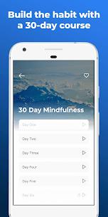 Declutter The Mind Meditation MOD APK (Premium/SUBSCRIBED) 3