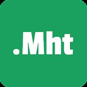 MHT & MHTML Viewer, Reader & Saver