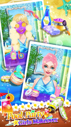 Pool Party - Makeup & Beauty 3.1.5038 screenshots 6