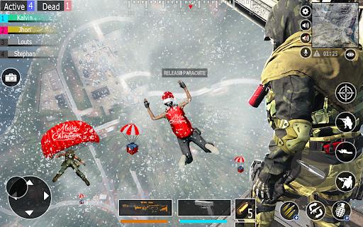 Critical Ops Secret Mission 2020 android-1mod screenshots 1