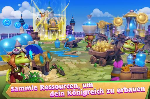 Castle Clash: Le Château du Roi DE APK MOD (Astuce) screenshots 4