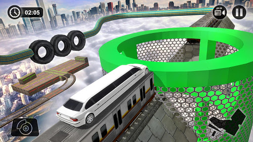 Extreme Limo Car Gt Stunts 2019 1.6 screenshots 12