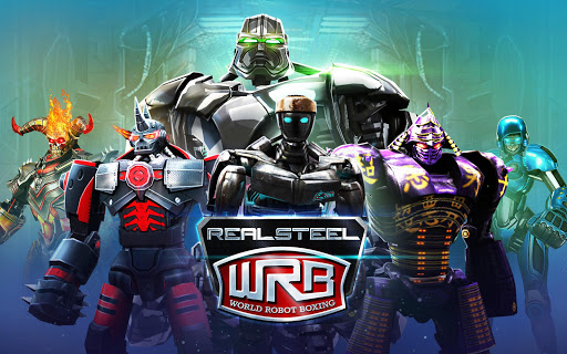 Real Steel World Robot Boxing  screenshots 9