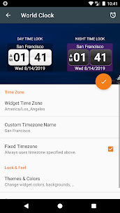 World Clock Widget 3