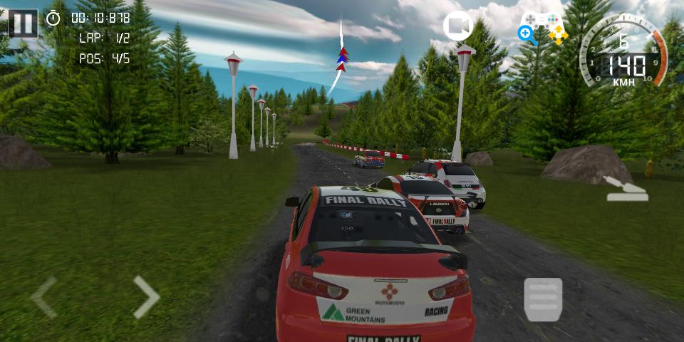 Final Rally: Extreme Car Racing  poster 0