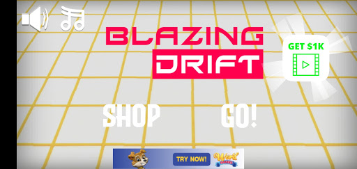 Blazing Drift : Drift and Police Car Chase Game 1.0 screenshots 1