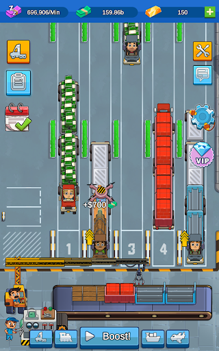 Transport It! - Idle Tycoon 1.40.1 screenshots 23