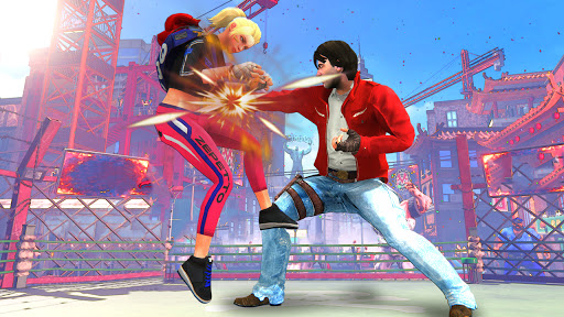 Gym Trainer Fight Arena : Tag Ring Fighting Games  Screenshots 4