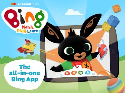Bing: Watch, Play, Learn