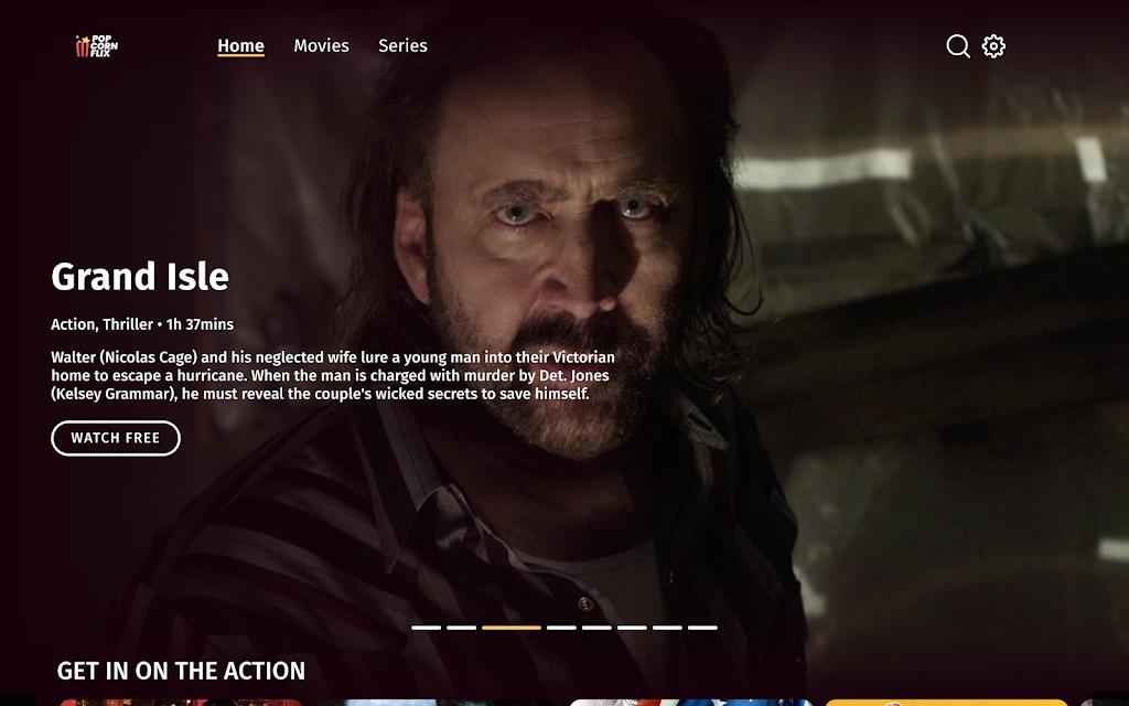 Popcornflix™ – Free Movies & TV poster 9