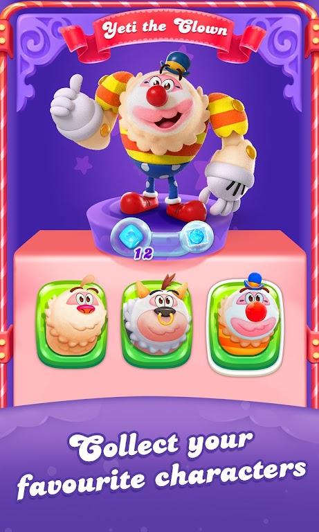 Candy Crush Friends Saga  poster 1