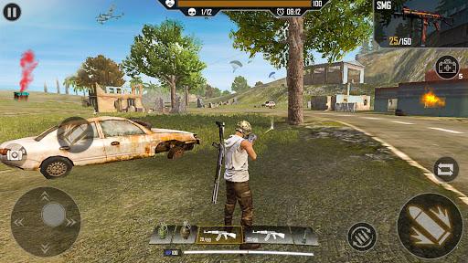 Squad Survival Battleground Free Fire-Gun Shooting 1.0.1 Screenshots 9