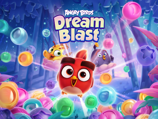 Angry Birds Dream Blast - Bird Bubble Puzzle  screenshots 10