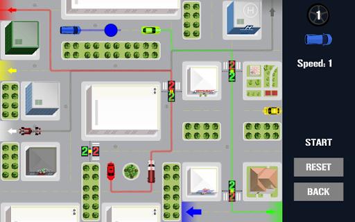 Traffic Control Puzzle - City Driving 4.4 screenshots 9