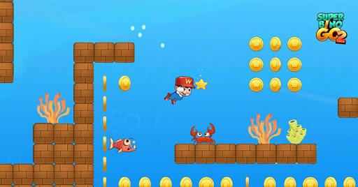 Super Bino Go 2 - Classic Adventure Platformer 1.4.8 pic 2
