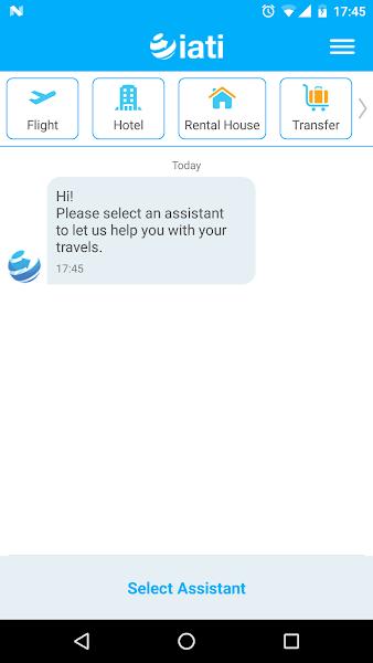 IATI Travel Assistant