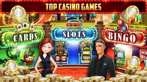 GSN Grand Casino: Free Slots, Bingo & Card Games  screenshots 3