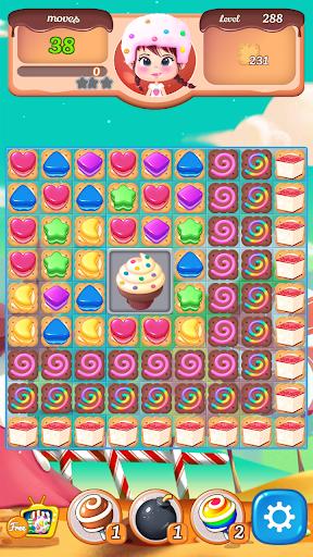 New Sweet Cookie POP : 2020 puzzle world 1.2.6 screenshots 3