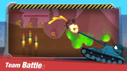 Tank Heroes - Tank Gamesuff0c Tank Battle Now 1.8.0 Screenshots 4