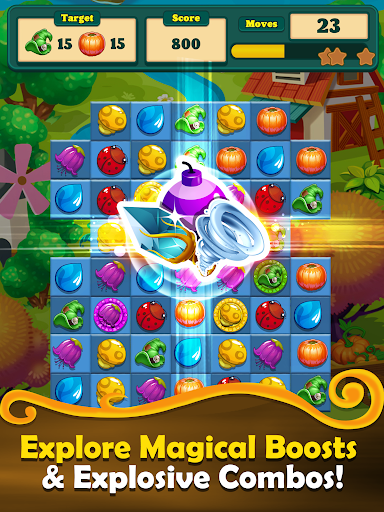 Witchy Wizard: New 2020 Match 3 Games Free No Wifi 2.1.7 screenshots 10
