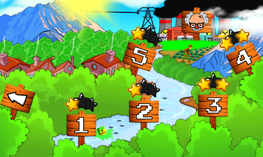 FISH GAME : No wifi games free and fun for kids. 1.068 screenshots 8