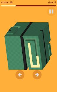 Voxel Snake 3D