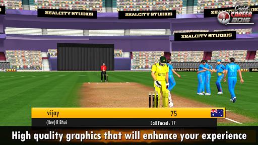 Cricket Career 2016 3.3 Screenshots 10
