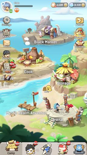 Ulala: Idle Adventure  screenshots 1