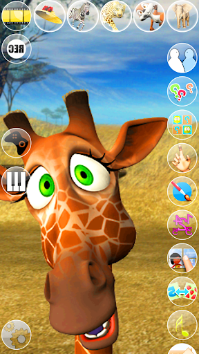 Talking George The Giraffe 16 screenshots 24