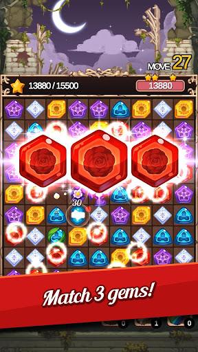 Télécharger gratuit Witch's Garden: puzzle APK MOD 1