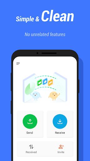 InShare - Share Apps & File Transfer Screenshots 4