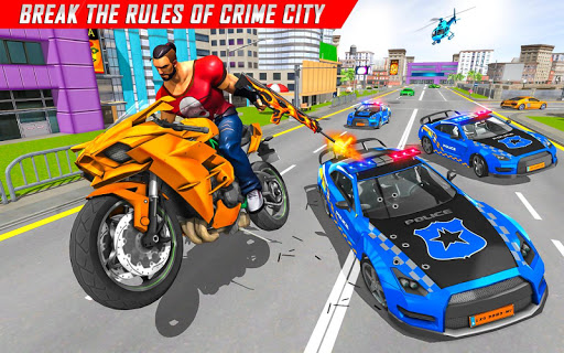 Vegas Gangster Crime Simulator: Police Crime City 1.0.8 screenshots 3