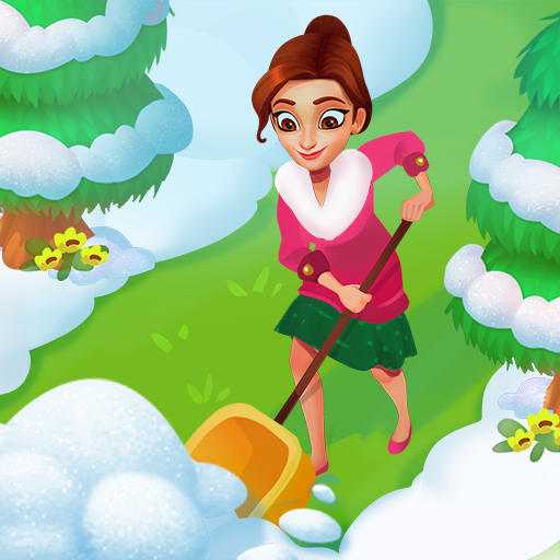 Delicious B&B: Match 3 game & Interactive story APK