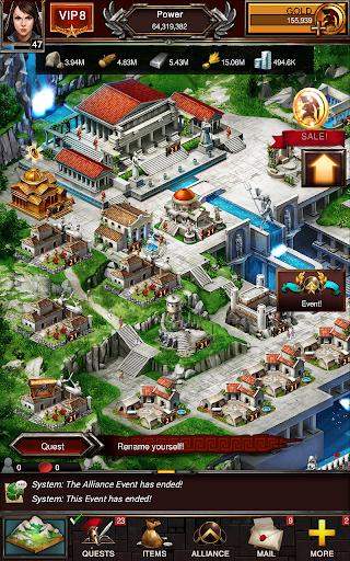Game of War - Fire Age screenshots 12