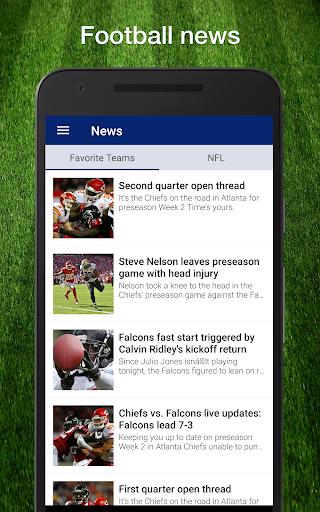 49ers Football: Live Scores, Stats, Plays, & Games 9.1.2 screenshots 23