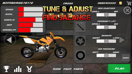 Motorbike - Wheelie King 2 - King of wheelie bikes 1.0 screenshots 2