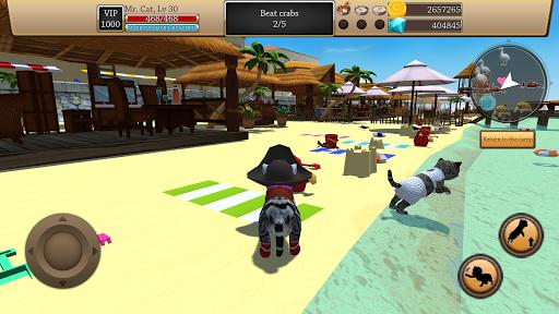 Cat Simulator - Animal Life 1.0.1.3 screenshots 6