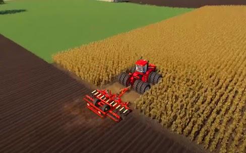 Real Tractor Farming Driving Village Farmer Apk Download 1