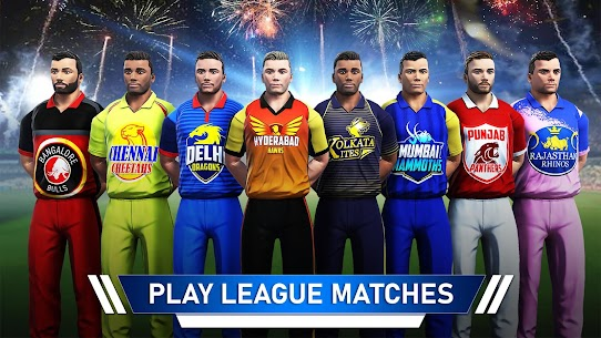 T20 Cricket Champions 3D MOD (Unlimited Gold Coins) 1