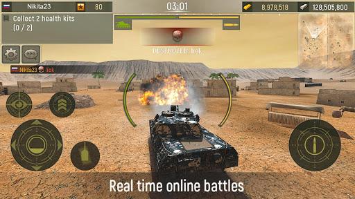 Grand Tanks: Best Tank Games 3.04.1 Screenshots 1